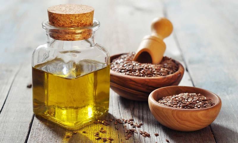 Похудение льняное масло лимон