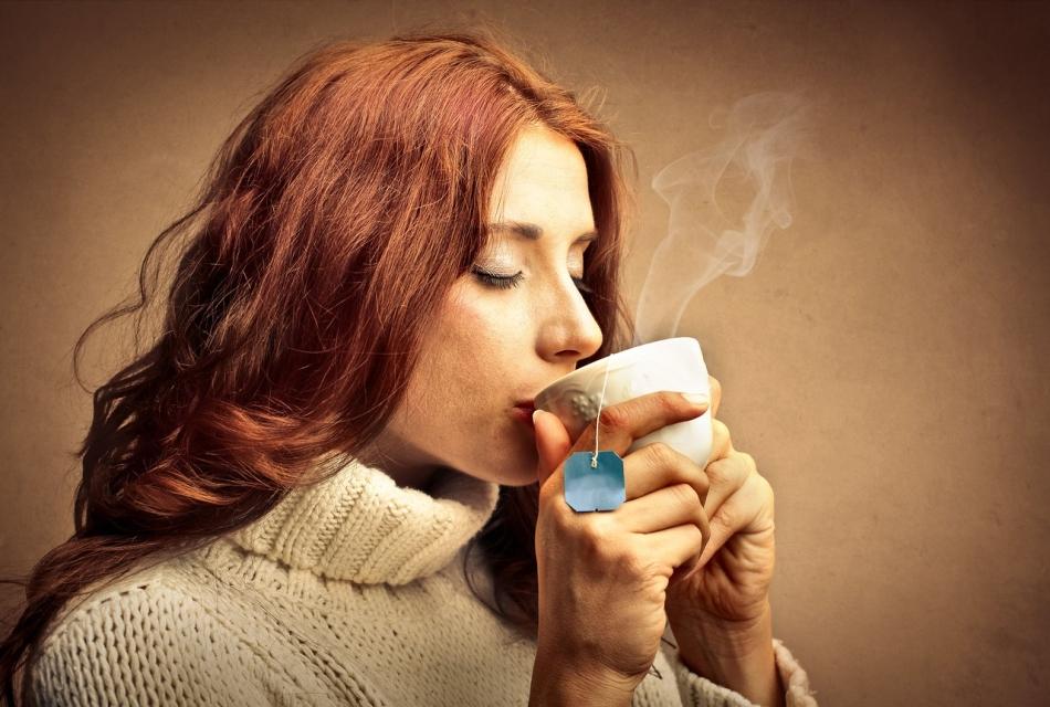 Когда можно пить горячий чай и кофе?