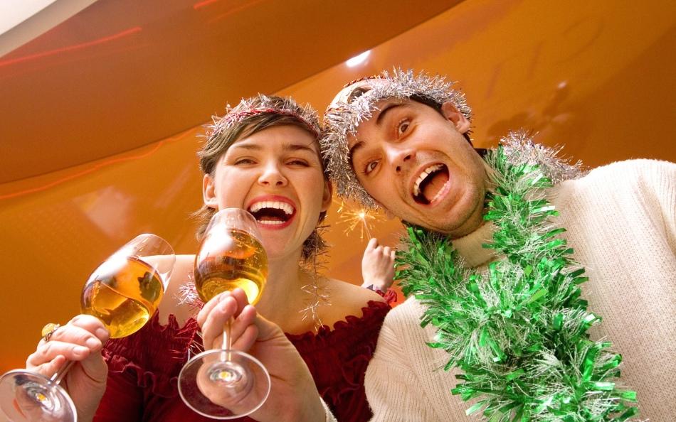 Как развеселить на новый год