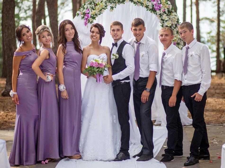 Поздравление на свадьбу переделанные песни современные