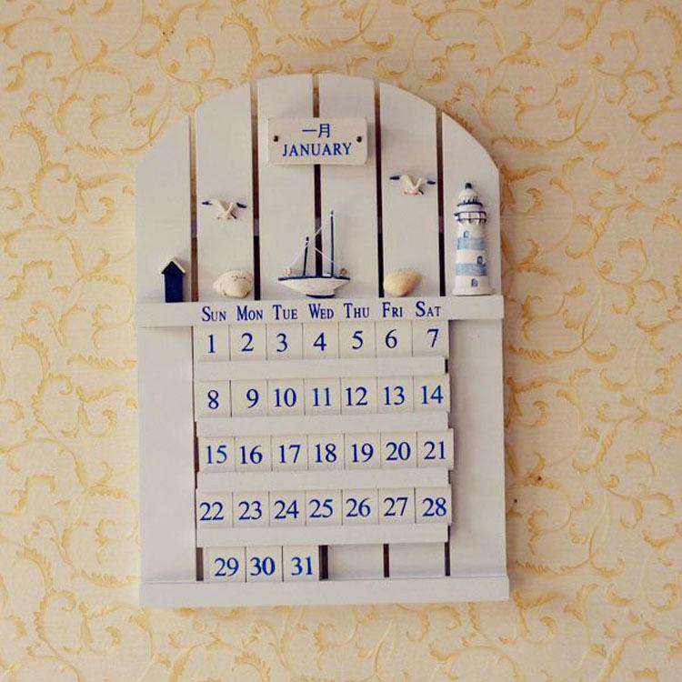 Сделать календарь своими руками с датами рождения 97