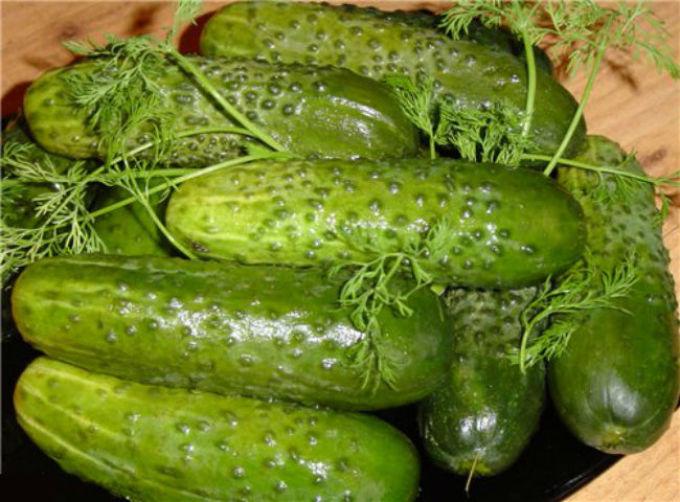салат из огурцов на зиму фото рецепты