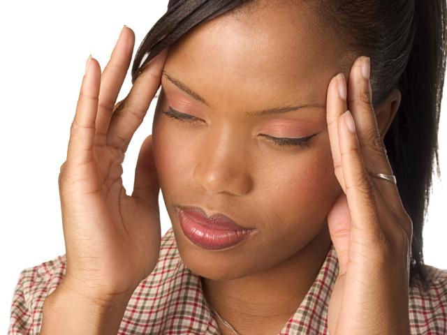 Болит голова в висках (давит причины) 8