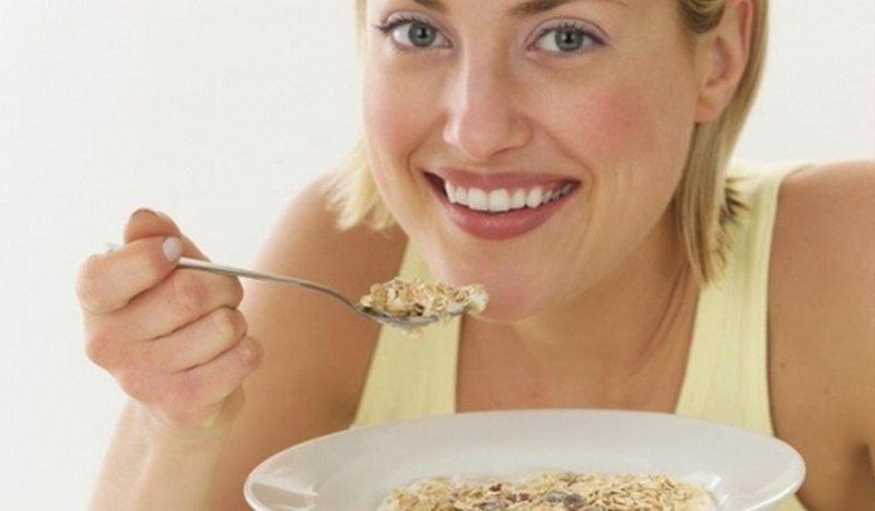 Как я похудела на диете на каше