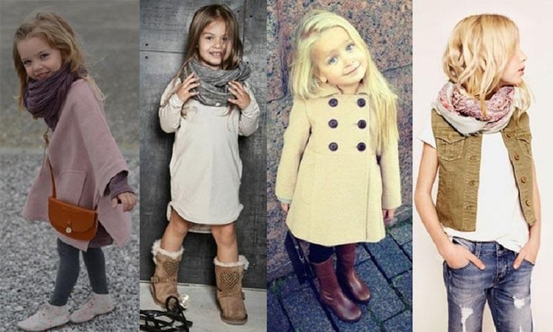 Детская мода 2018 года - Мода и стиль