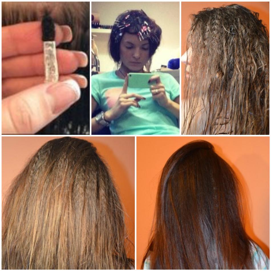 Как сделать все волосы в один локон