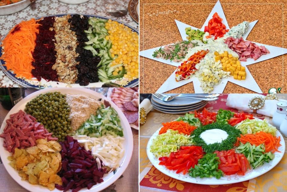 Салат Огород - овощное блюдо с разными названиями: рецепт с фото и видео