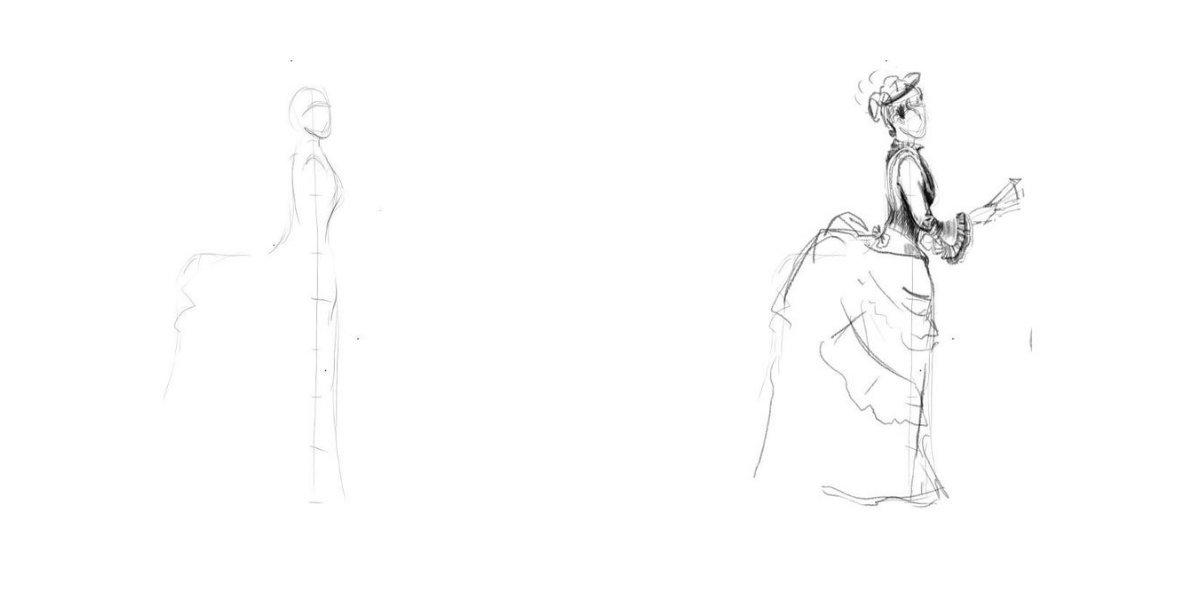 Как Нарисовать Человека В Одежде