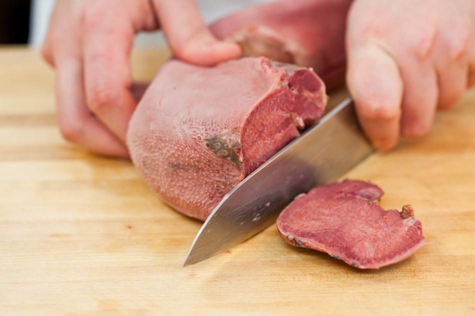 Приготовить свиное сердце фото пошагово