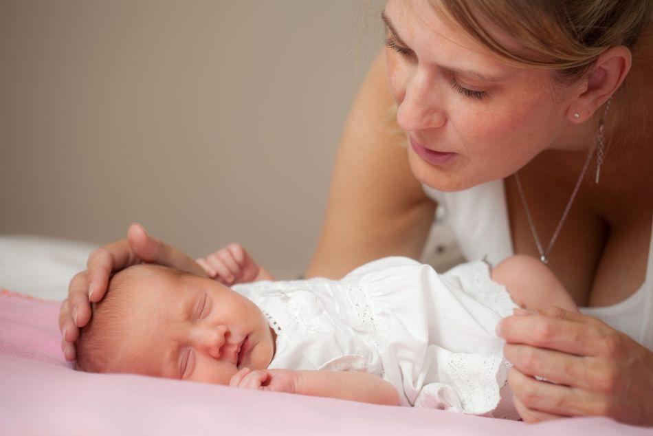Как быстро укачать ребенка