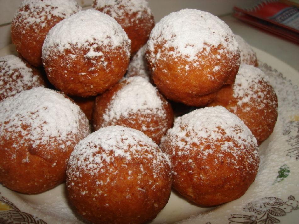 Пончики шарики рецепт классический пошаговый рецепт с фото