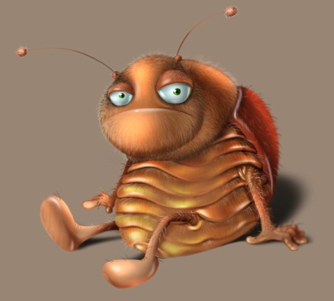Беременный таракан во сне 79