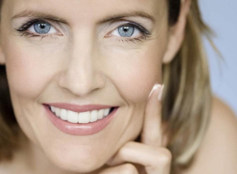 Модный макияж для женщин от 40 лет