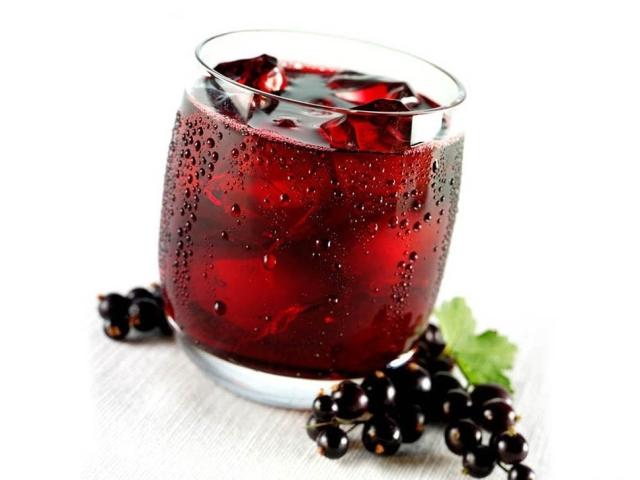 Как сделать вино из чёрной смородины видео