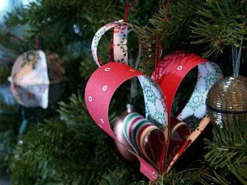 Украсить елку своими руками игрушки