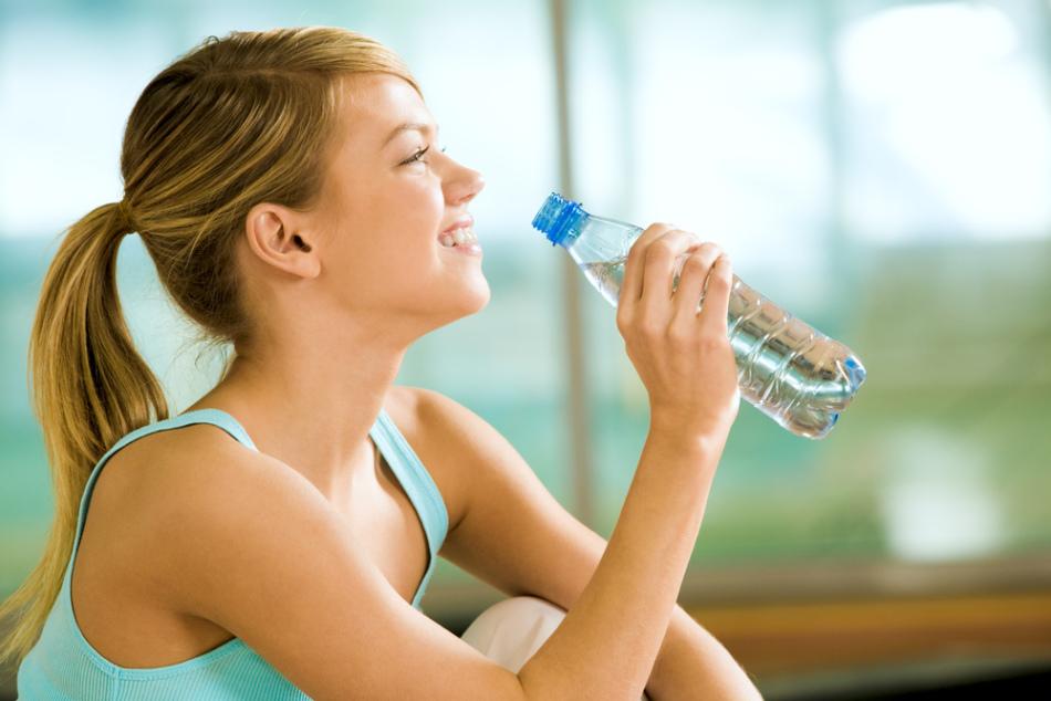 Вода для спортсменов в домашних условиях