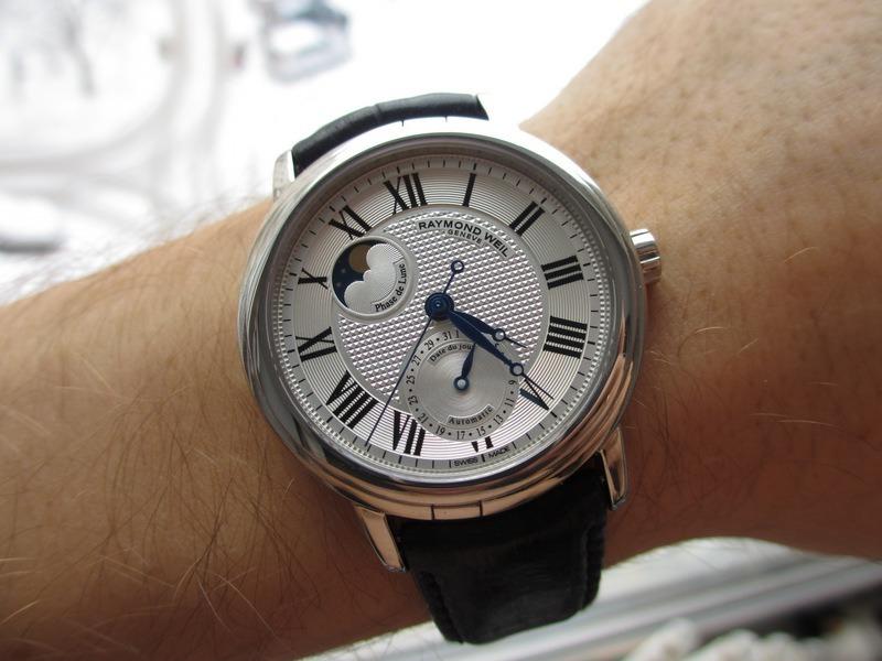 Мерить чужие часы