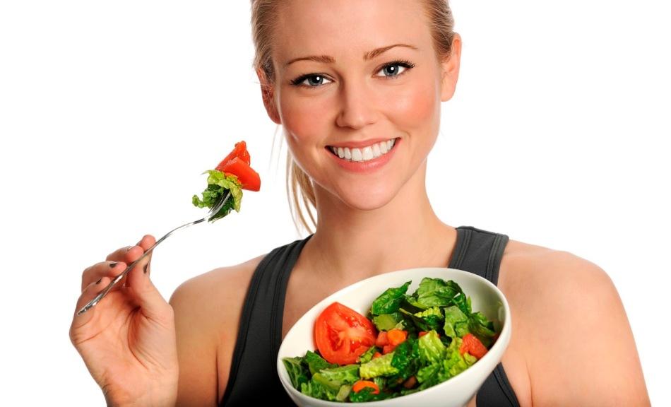 рацион питания на день чтобы похудеть