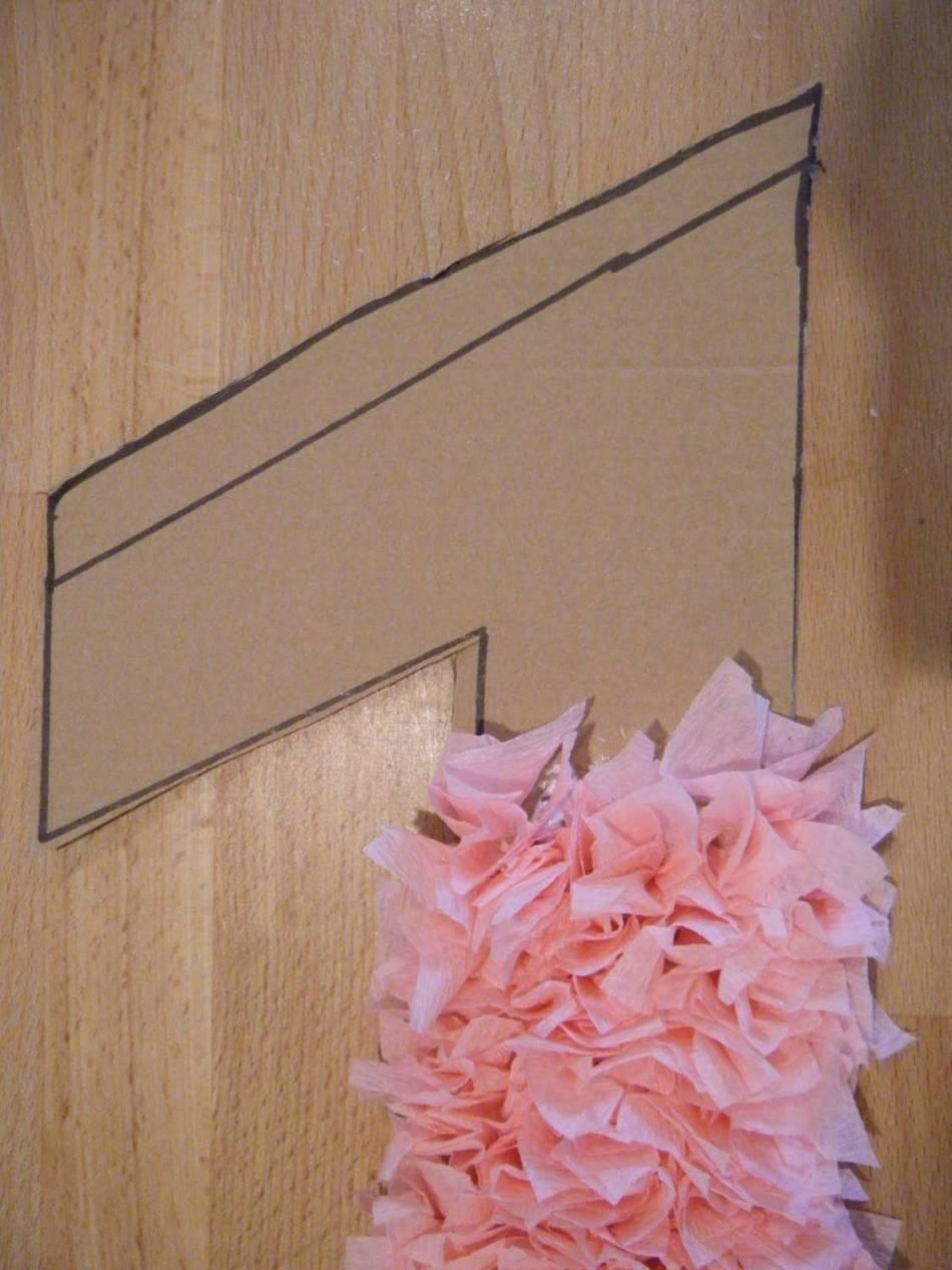 как вырезать кружево из бумаги пошаговая инструкция