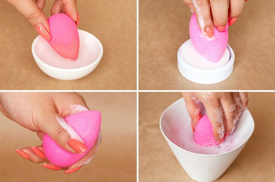 Чем можно заменить спонж для тонального крема: как сделать