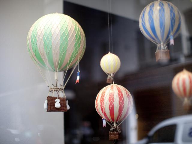 воздушного шара своими руками поделка