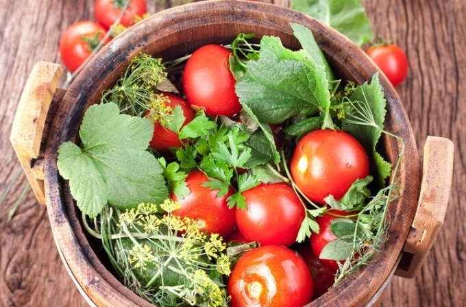 Как сделать помидоры красными