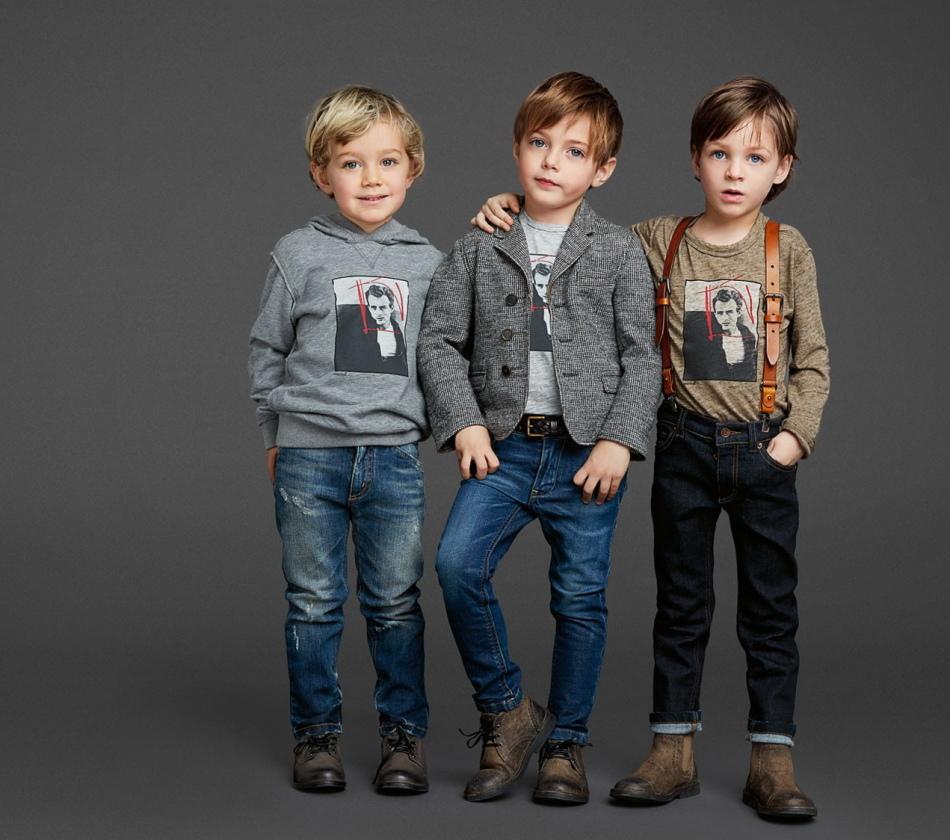 Детская мода весна - осень 2021 год
