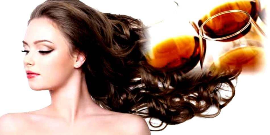 Маска для волос из коньяка в домашних условиях 90