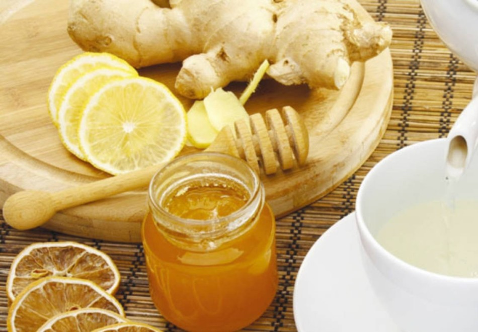 Повышает иммунитет имбирь лимон мед