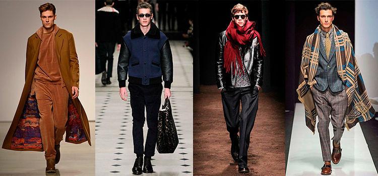 Стильные образы для повседневной уличной моды 2018-2019 года на весну, осень для полных парней и мужчин