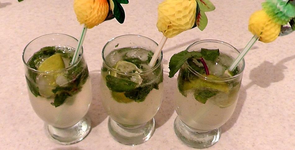 мохито в домашних условиях рецепт с фото