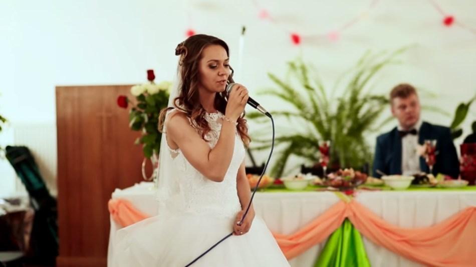 Благодарность маме в день свадьбы от дочери