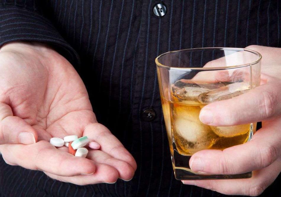 Таблетки алкоголизма