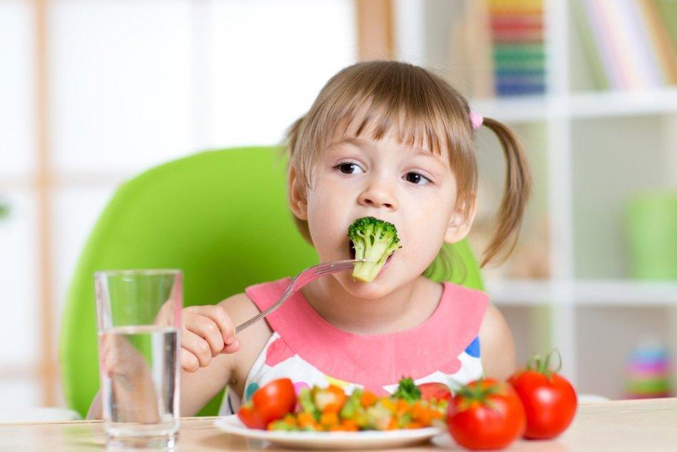 Что приготовить двухлетнему ребенку