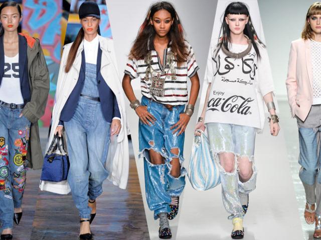 Модный тренд в прическе