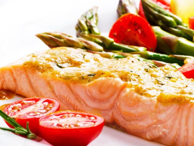 красная рыба с картошкой в духовке рецепты с фото