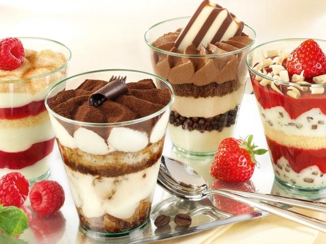 Быстрые и простые десерты