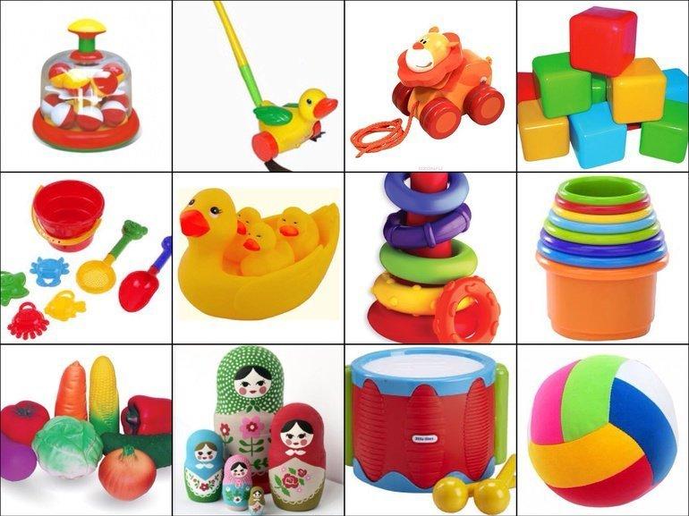 Игрушки для 7 месячных детей фото