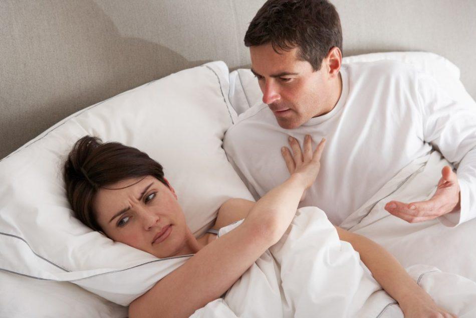 Абсолютно не влияют на степень сексуального влечения человека другие наоборот