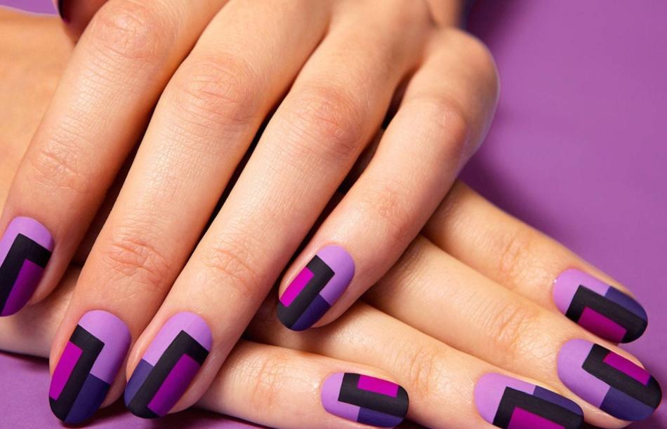 Дизайн ногтей модный весной 2017