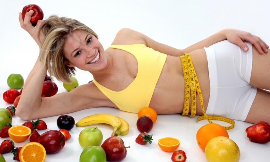 Как легко похудеть с фруктами