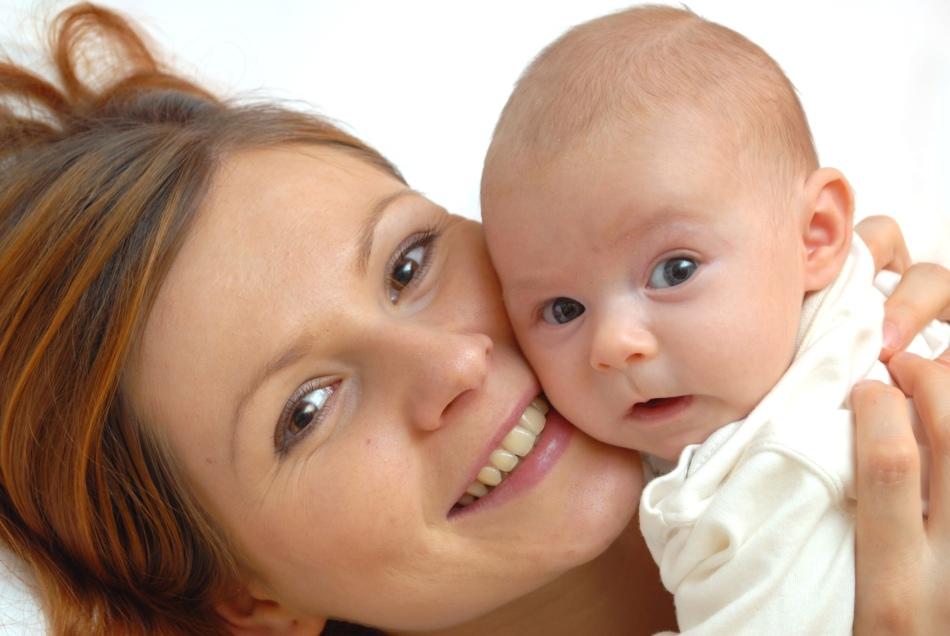 беременность испуг родимые пятна