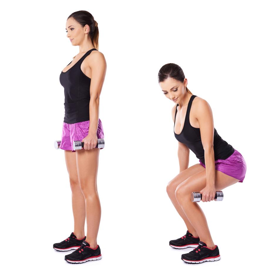 как похудеть 20 упражнений