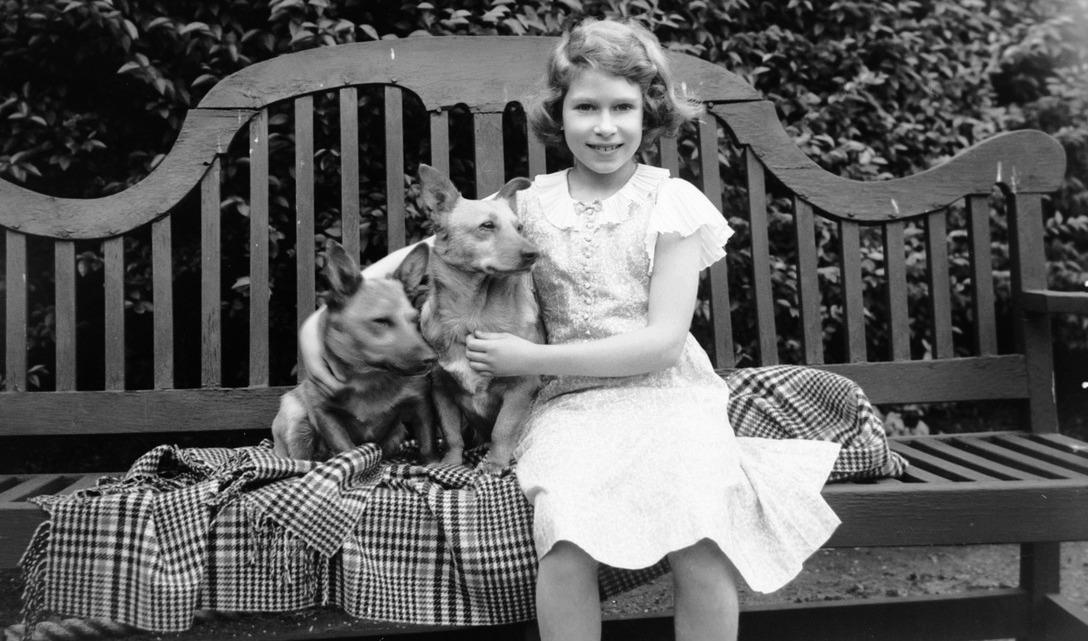 Королева великобритании елизавета ii в детстве