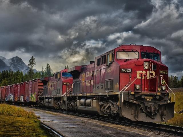 К чему сниться падающий поезд