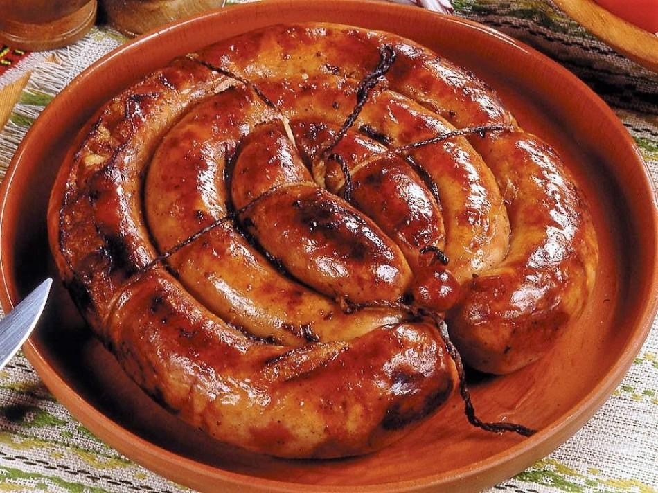 Рецепты натуральной колбасы