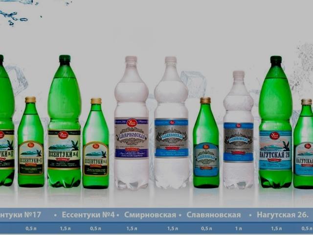Минеральная вода гипертензия