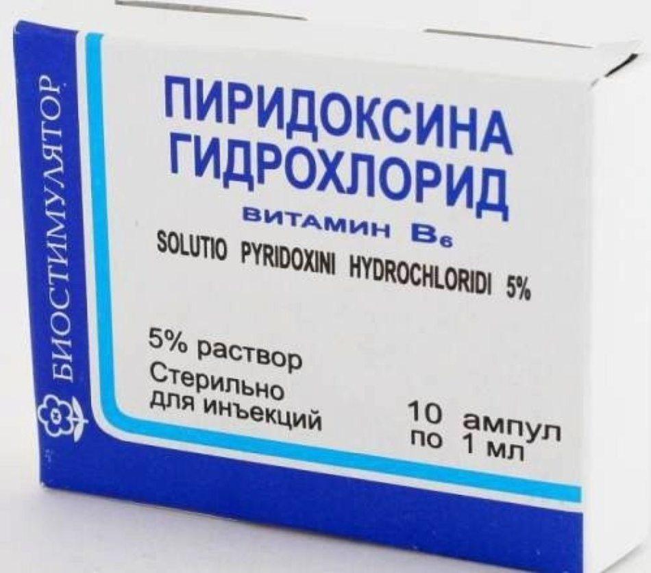 по инструкция витамин в инъекциях применению в6