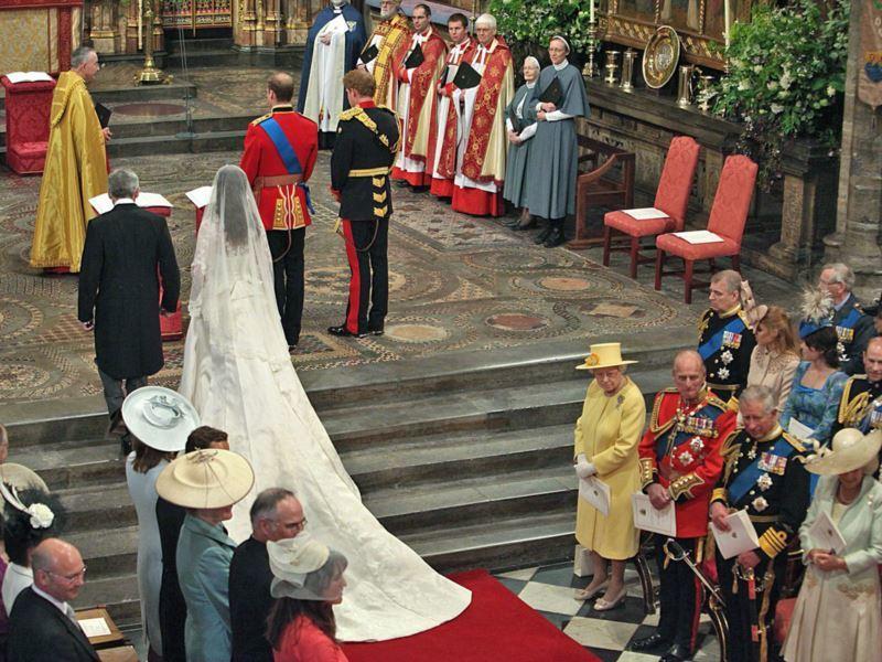 Фото свадьбы уильяма и