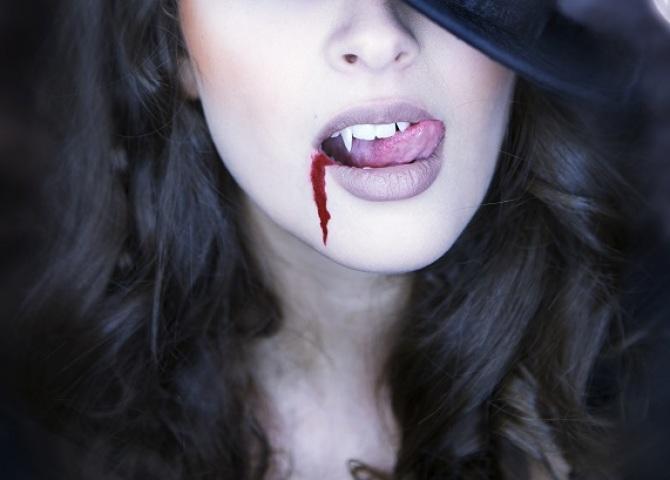 Сексуальный вампиризм на расстоянии